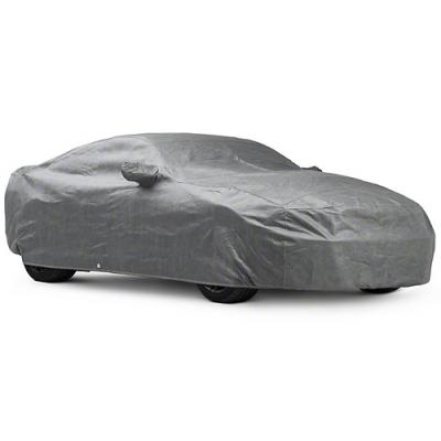 Covercraft Housse d'auto 4 épaisseurs gris Mustang  2010-2014