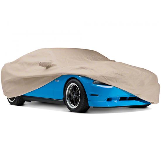 Covercraft Evolution Housse d'auto 4 épaisseurs 2010-2014 Mustang