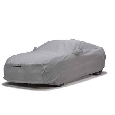 Covercraft Housse Custom Fit 5 épaisseurs Softback 2015-2022 Mustang Coupé