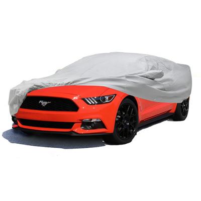 Covercraft Housse d'auto 4 épaisseurs gris Mustang  2015-2019