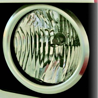 Drake Contour lumière grille GT Mustang 2005-2009