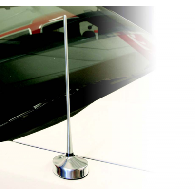 Drake Shorty billet antenna Mustang 2005-2009