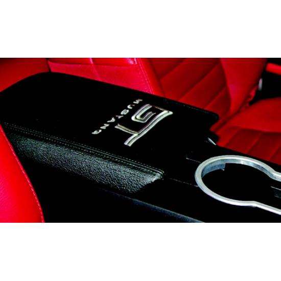 Drake couvre appuie bras logo GT Mustang 2005-2009