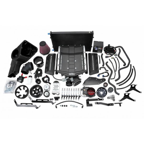 Edelbrock E-Force Supercharger Stage II Mustang GT 2018-2020 800HP