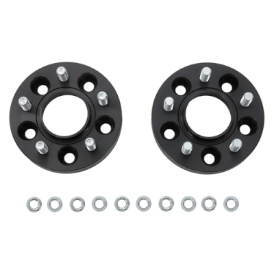 Eibach Spacer 25mm black rear Mustang 2015-2017