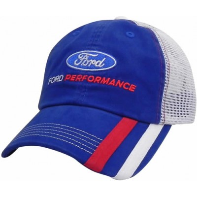 Casquette Ford Performance Bleu/Blanc/Rouge