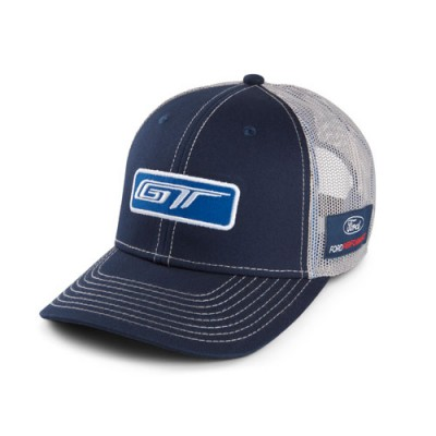 Ford Collection Casquette GT Ford Performance Bleu & Gris en Mesh