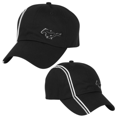 Ford Collection Mustang casquette noir