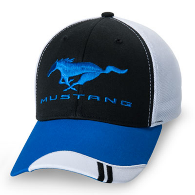 Ford Collection Mustang mesh fitted cap