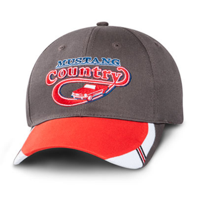 Ford Collection Casquette Mustang country