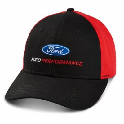 FC Ford Performance Black & Red Cap