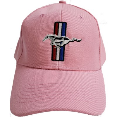 Cap Pink Pony + Bars