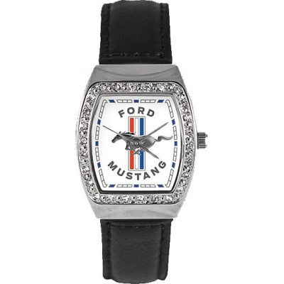 KGD Ladies Mustang Watch with 26 Swarovski Crystals