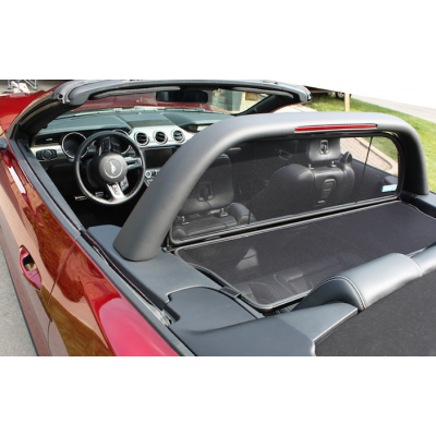 Love the Drive Windstop - Coupe-vent compatible avec light bar Mustang 2015-2019