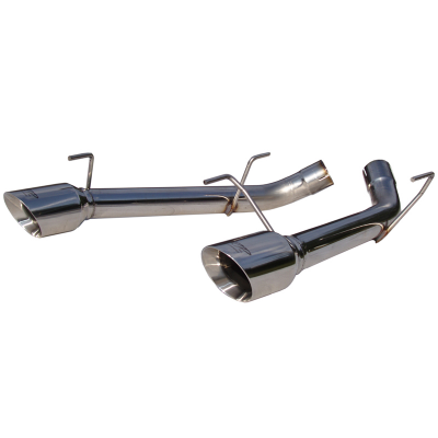 MBRP Axle back stainless silencieux delete  Mustang 2005-2010 GT GT500