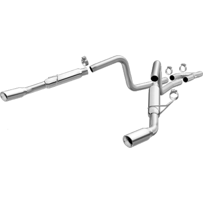 Magnaflow Cat back double Mustang 2005-2009 V6
