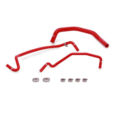 Mishimoto Silicone Ancillary 3pc Coolant Hose kit 2015-2020 Mustang GT