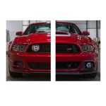 Roush Grille valence Mustang 2013-2014