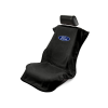 Seat Armour Seat protector black with Ford logo Mustang 1964-2016