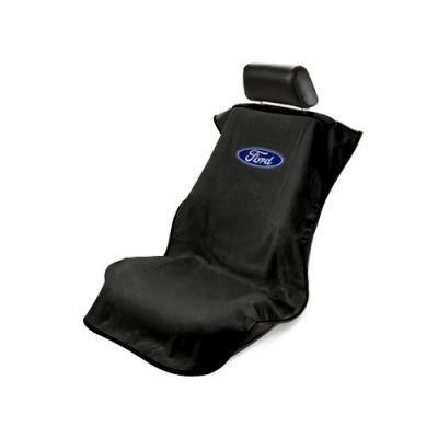 Seat Armour Couvre siège noir logo Ford Mustang 1964-2017