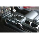 SHR Contour du shifter manuel chromé avec logo GT Mustang 2005-2009