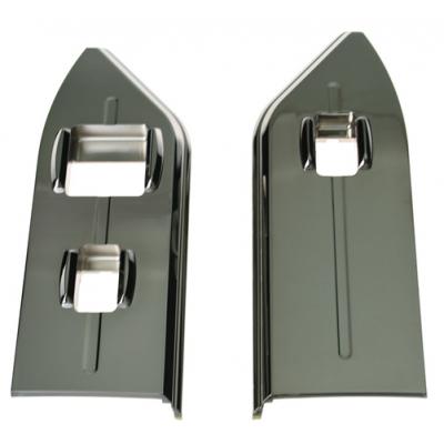 SHR Plaque d'intrerrupteur de Porte Chromé 2010-2014 Mustang Convertible