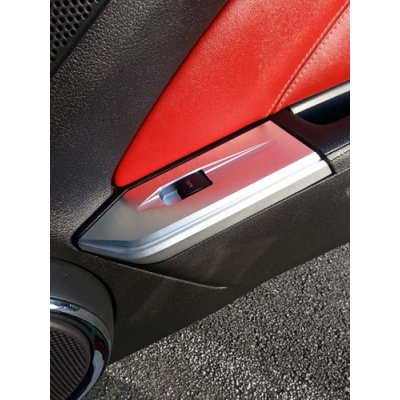 SHR Plaque d'interrupteur Mustang 2010-2014 coupé