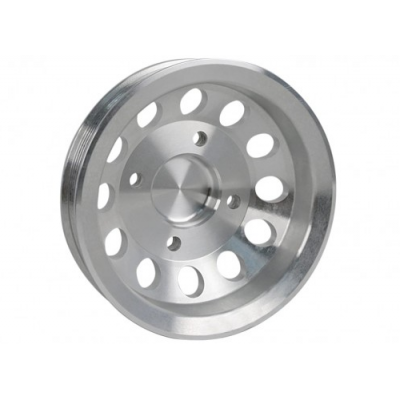 Steeda Billet water pump pulley Mustang 2011-2014 GT Boss