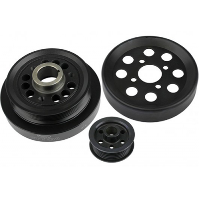 Steeda Underdrive pulleys Mustang Mid 2001-2004 GT