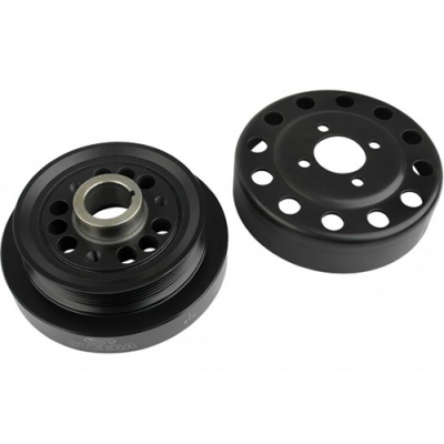 Steeda Underdrive pulleys Mustang 2005-2010 GT