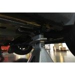 Steeda Basse Profile Jacking Rails 2005-2014 Mustang GT/V6/BOSS