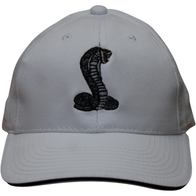 Casquette Cobra blanc