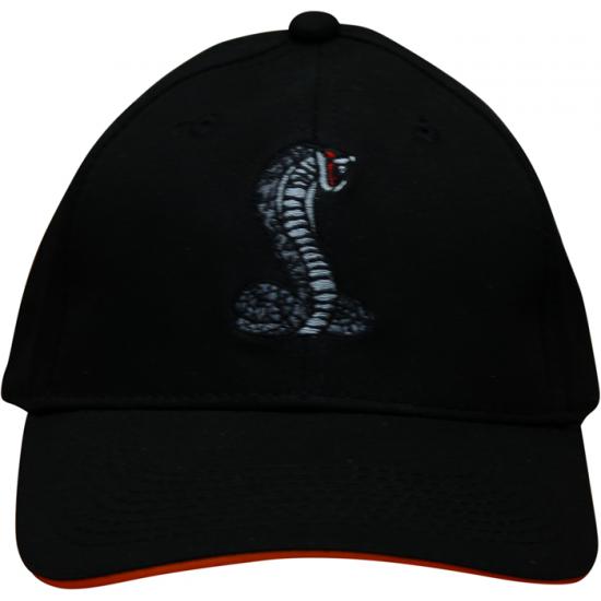 Casquette Cobra noir
