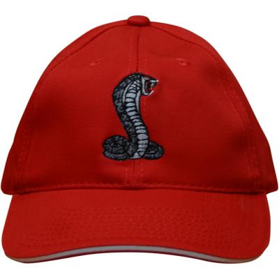 Casquette Cobra rouge